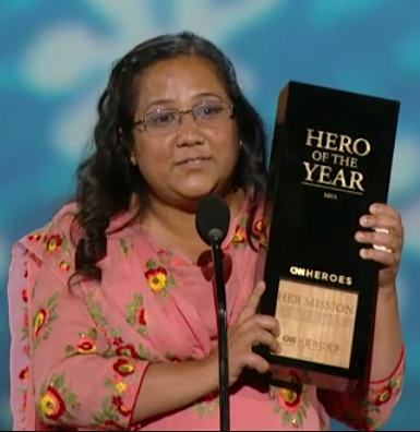 CNN Hero 2012 - Pushpa Basnet-Nepal