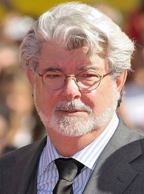 George Lucas 2009 photo by Nicolas Genin -CC