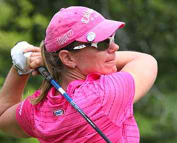 Annika Sorenstam by Keith Allison-cc