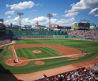 Fenway Park Jared Vincent CC