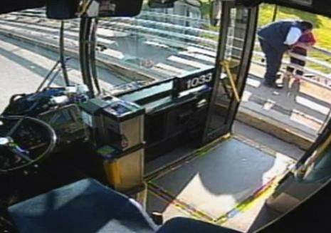 bus driver stops suicide attempt