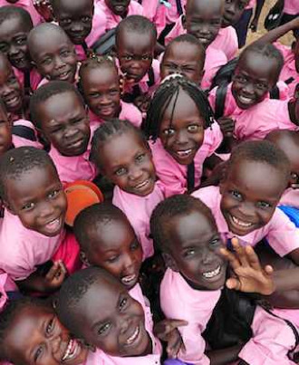african children Sudan