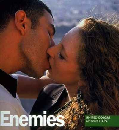 Benetton campaign enemies