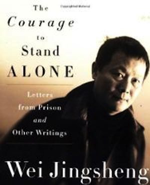 Wei Jingsheng-Chinese Dissident book