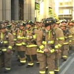 Firefighters in Dallas, SMU-TV video clip