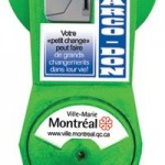 parking meter in montreal