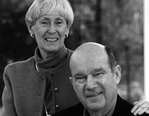 Bob Thompson and wife Ellen