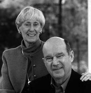 Bob Thompson and wife Ellen