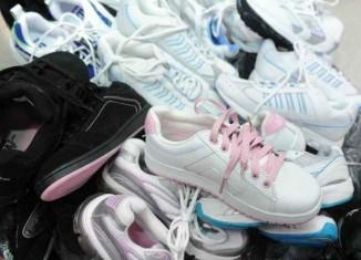 shoes Samaritans Feet