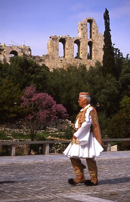greek indepence costume