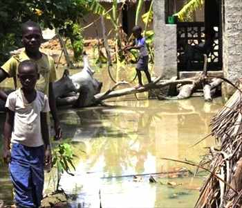 Mozambique floods-UN Media