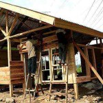 earthquake housing-Catholic Relief Services-by-Josephine Wijiastuti