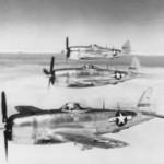 P-47 Thunderbolt, photo USAF