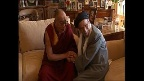 His Holiness the 14th Dalai Lama with Imam Mehdi Khorasani. (Photo: Business Wire)