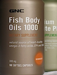 fish oils are one of the best health prevention practices