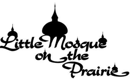 little mosque on the prairie logo