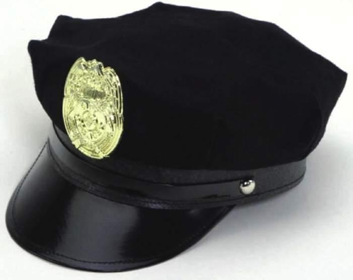 cop-hat