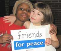 friends for peace