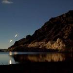 UFO over water-AlphaTangoBravo