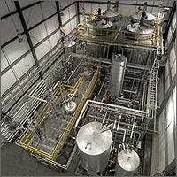 biofuel refinery