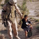soldier-walks-w-child