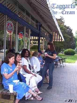 taggarts ice cream shop