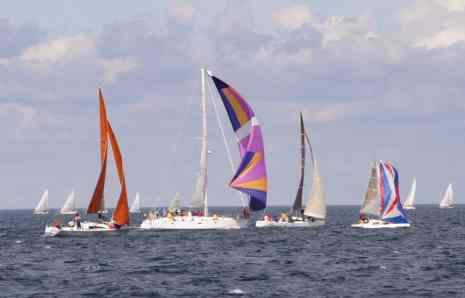 Regatta photo by Adam Randolph