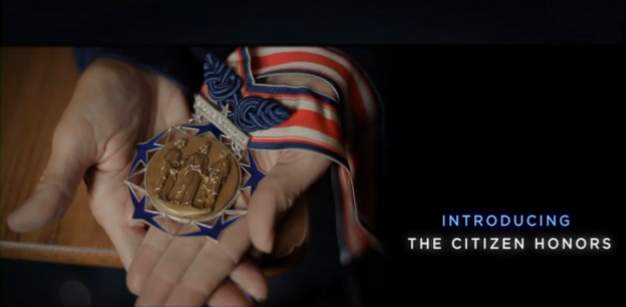 Medal of honor citizens awards