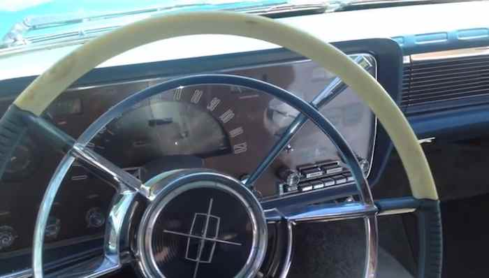 classic car steering wheel-Continental-Youtube