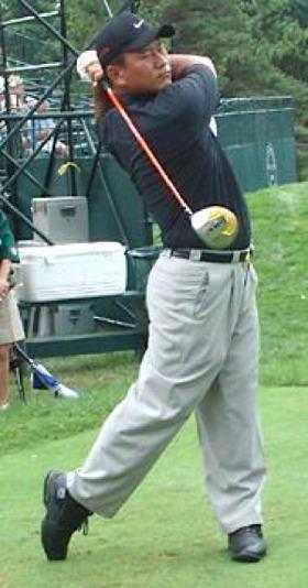 golfer-KJ-Choi