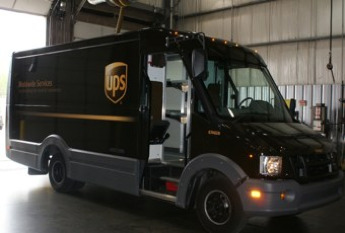 USP's new efficient plastic truck