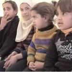 Gaza school children - UNICEF