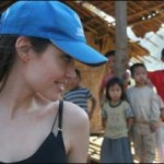 Angelina Jolie photo by UNHCR