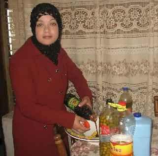 Ramallah cook gets microloan