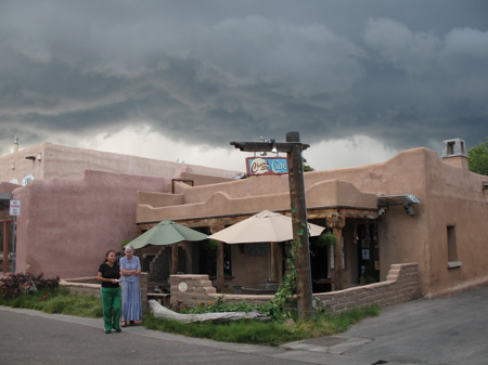storm over Albequerque, by Geri (c) 2006