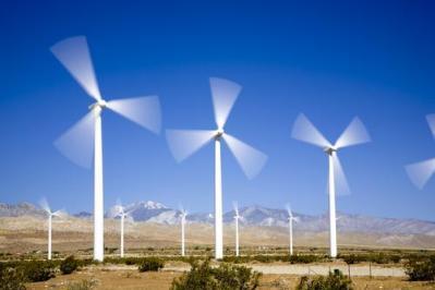 wind turbines (NREL)