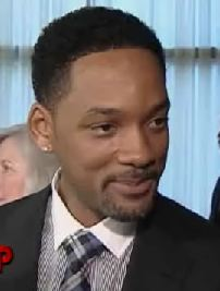 Will Smith gets humanitarian award