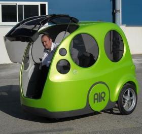 Car That Runs On Air >> Read All About It New Car Runs On Air Good News Network