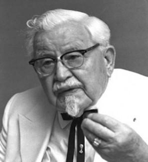 Colonel-Harland_Sanders-fairuse-wikip
