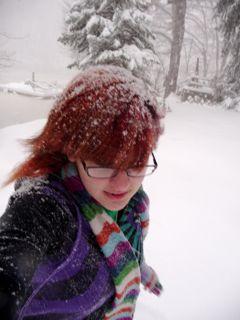 mckinely-snow-shower