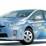 2011 Prius plug-in