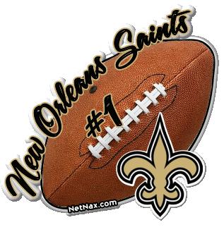 new orleans saints football logo