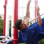 CNN Hero built a playgound in Russian homeland