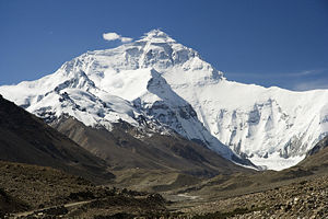 Mt. Everest North Face