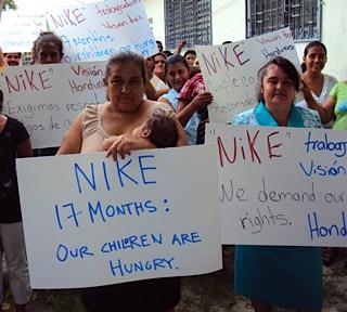 NIKE-protestors-haiti