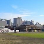 Tiger stadium, by Steve Thomas, DetroitAthletic.com