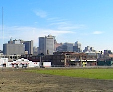 Tiger stadium, by Steve Thomas, DetroitAthletic.com