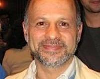 Iranian journalist Akbar Ganji