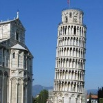 Leaning tower of Pisa by Alkarex Malin - GNU