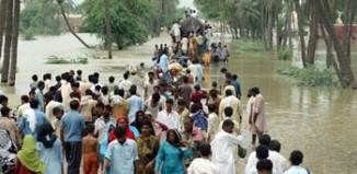 Pakistan floods - WFP photo